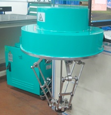 Foxconn's Delta robot