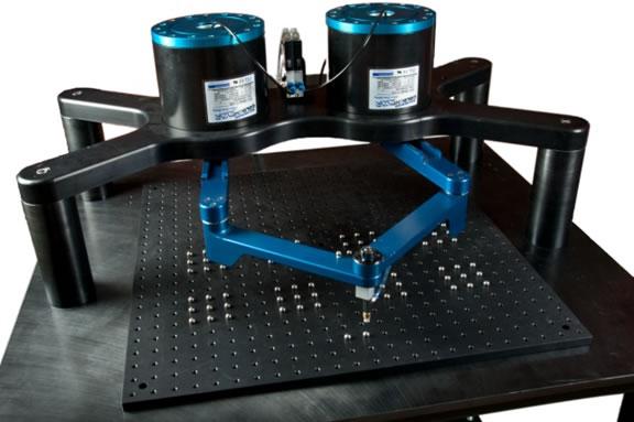 ÉTS : Laboratoire de commande et de robotique